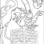 Rio coloring pages 13