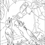 Rio coloring pages 10