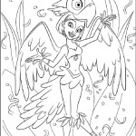 Rio coloring pages 7