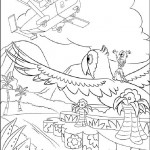 Rio coloring pages 5