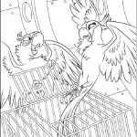 Rio coloring pages 3