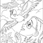 Rio coloring pages 2