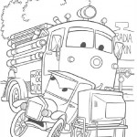 Cars coloring pages 24