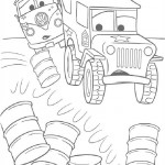 Cars coloring pages 20