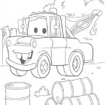 Cars coloring pages 17