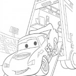 Cars coloring pages 14