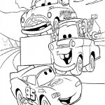 Cars coloring pages 10