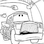 Cars coloring pages 6