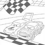 Cars coloring pages 2