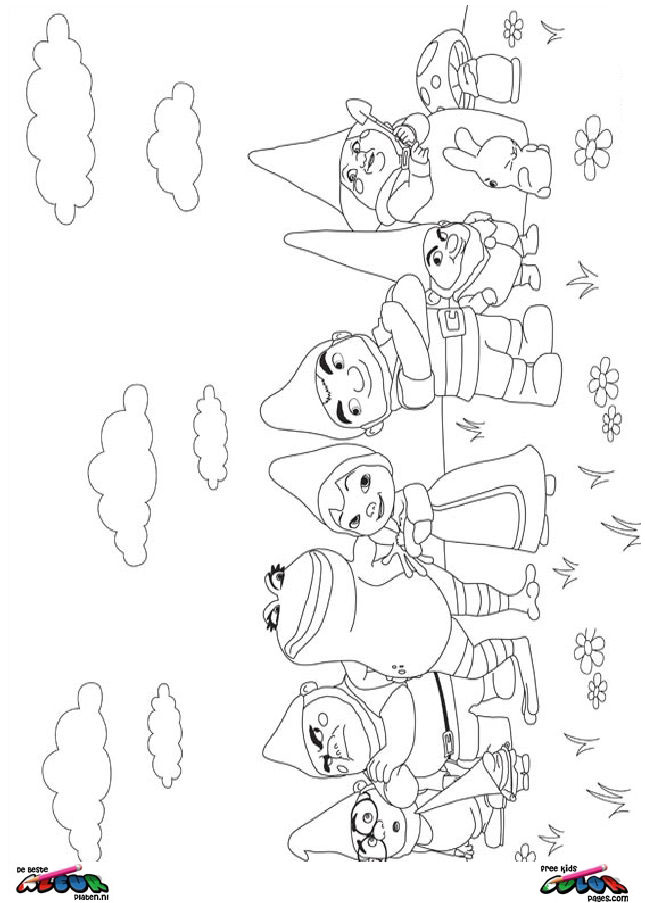 Gnomeo And Juliet001 Printable Coloring Pages