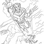 X-Men coloringpages -
