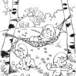 The Smurfs coloringpages - The Smurfs011