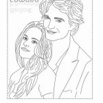 Twilight coloringpages - Twilight003