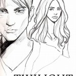 Twilight coloringpages -