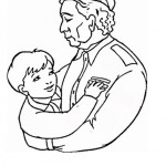 Veterans Day coloringpages -