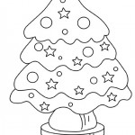 Christmas coloringpages -