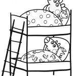 Peppa Pig Coloring Pages Printable Coloring Pages