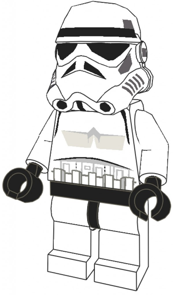 Lego 26 Printable Coloring Pages