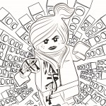 Lego Movie coloringpages -