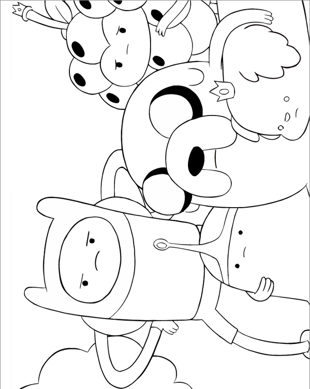 adventure bay coloring pages - photo#45